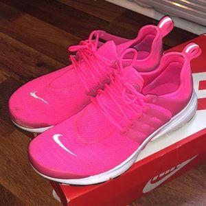 Women presto shoes size 8